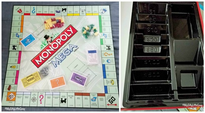 Monopoly Mega Edition ~ Family Game Series #1