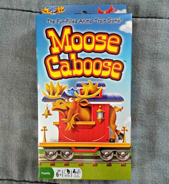 Moose Caboose ~ Family Game Series #5