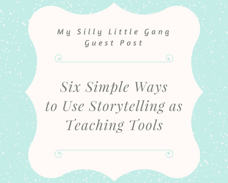 Six Simple Ways To Use Storytelling As Teaching Tools