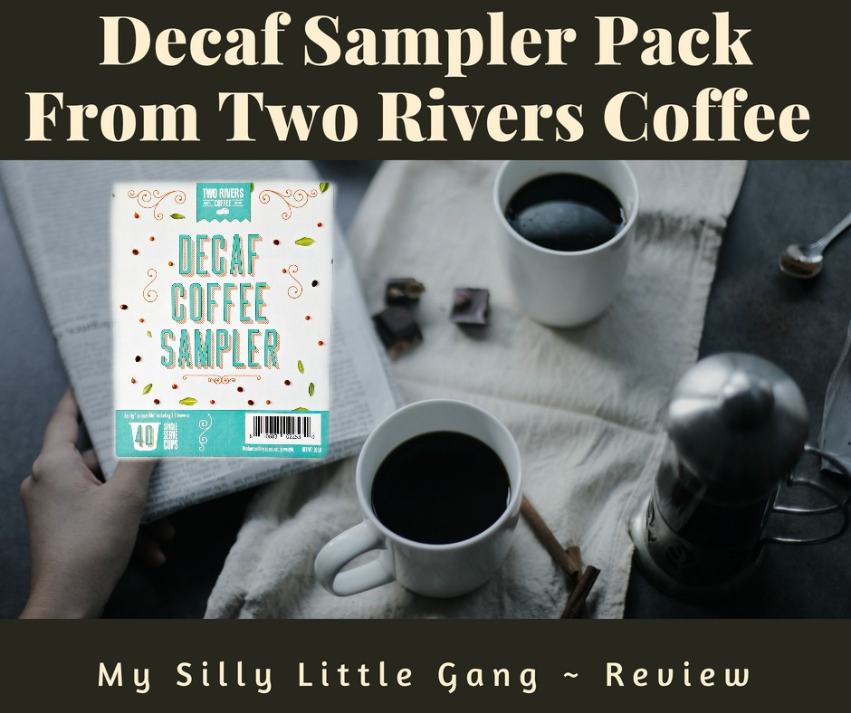Decaf Sampler Pack From Two Rivers Coffee