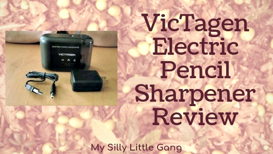 VicTagen Electric Pencil Sharpener Review
