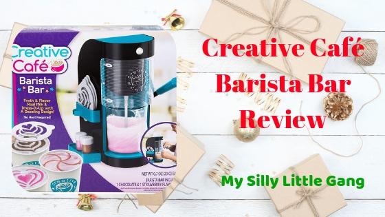 Creative Café Barista Bar Review