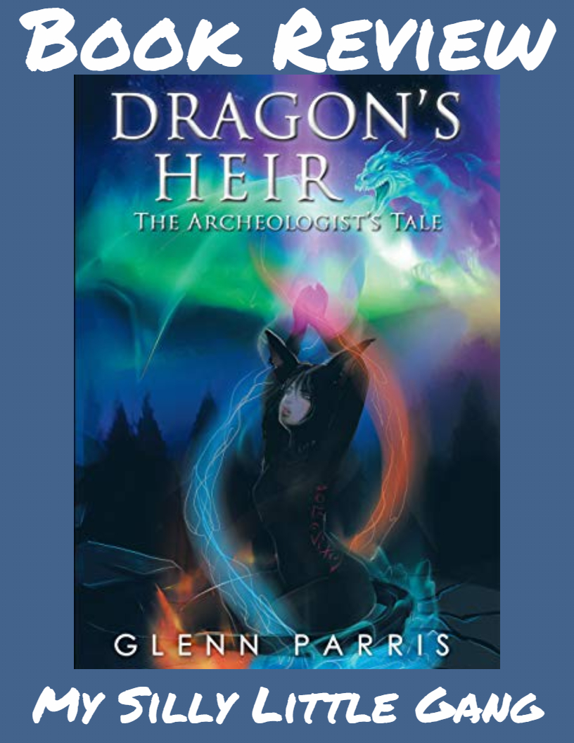 Dragon's Heir: The Archeologist's Tale ~ Book Review