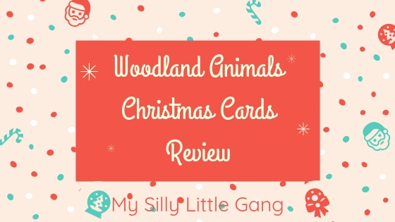 Woodland Animals Christmas Cards Review