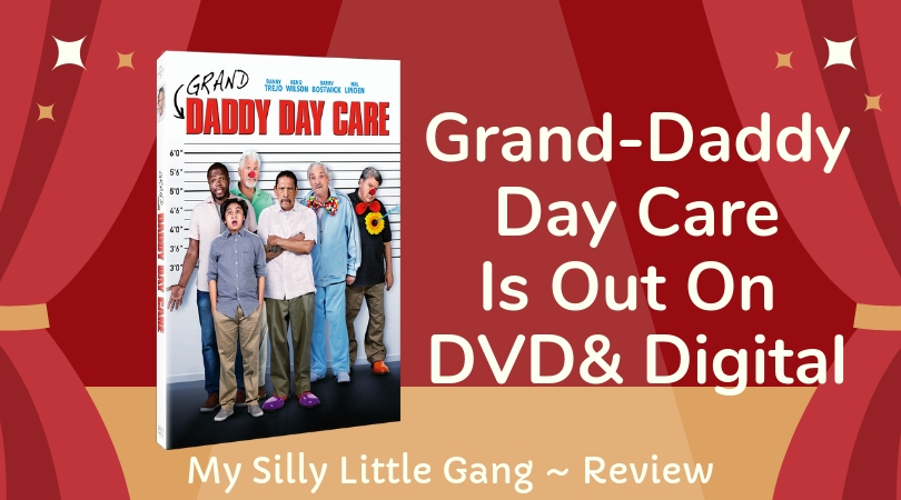 Grand-Daddy Day Care Is Out On DVD& Digital