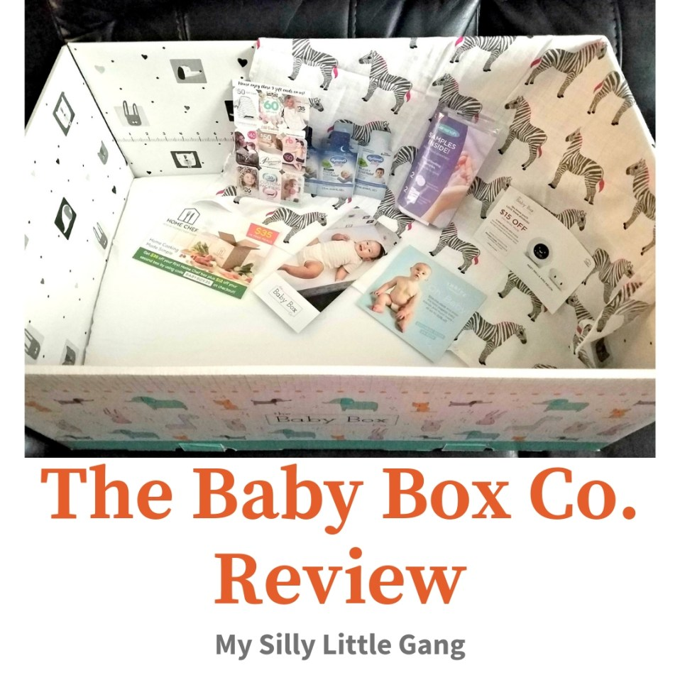 The Baby Box Co. Review @TheBabyBoxCo #MySillyLittleGang