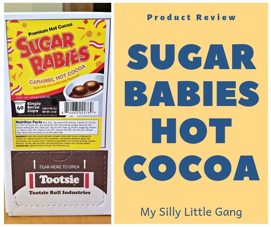 Sugar Babies Hot Cocoa #MySillyLittleGang @SMGurusNetwork @BrooklynBeans1