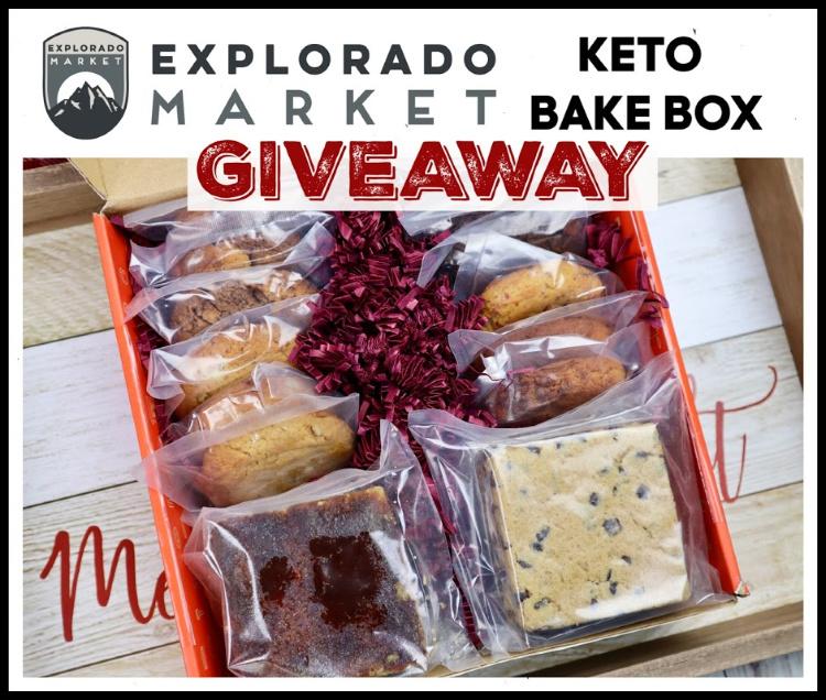 Explorado Market Keto Bake Box Giveaway ~ Ends 12/31 @SMGurusNetwork @exploradomarket #MySillyLittleGang