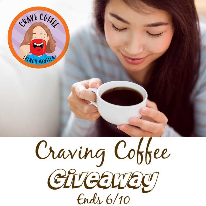 Crave French Vanilla Flavored Coffee