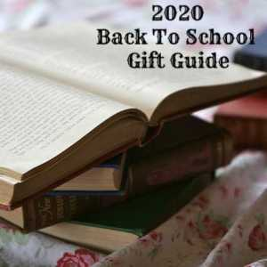2020 Back To School Gift Guide (7/10 ~ 8/31) @SMGurusNetwork #MySillyLittleGang