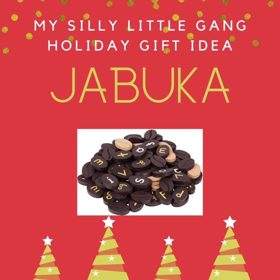 Jabuka a Great Word Game for Hybrid and Homeschool Edu-tainment ~ Holiday Gift Idea @JabukaGames #MySillyLittleGang