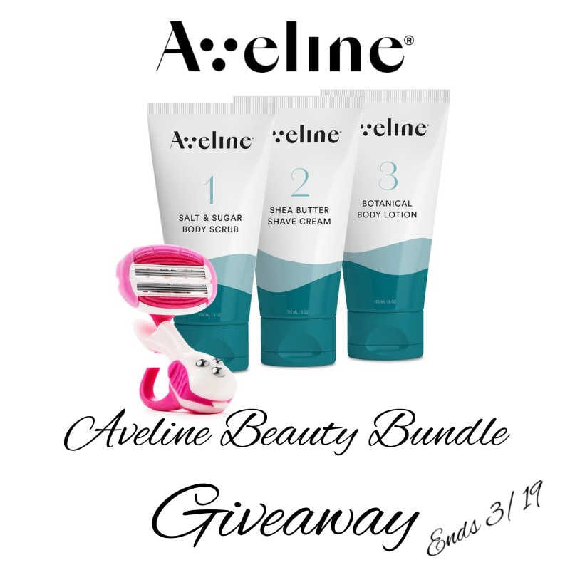 Aveline Beauty Bundle Giveaway ~ Ends 3/19 #MySillyLittleGang