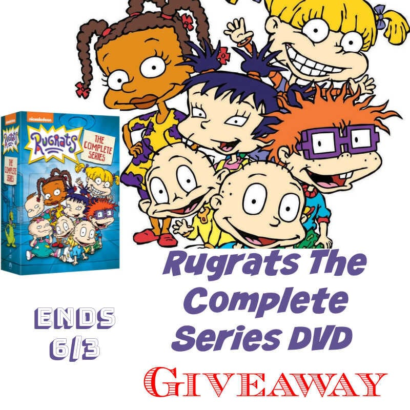 Rugrats The Complete Series DVD Giveaway ~ Ends 6/3 #MySillyLittleGang