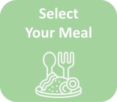 select your meal