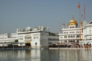 The Golden Temple Amritsar Darshni Deohri