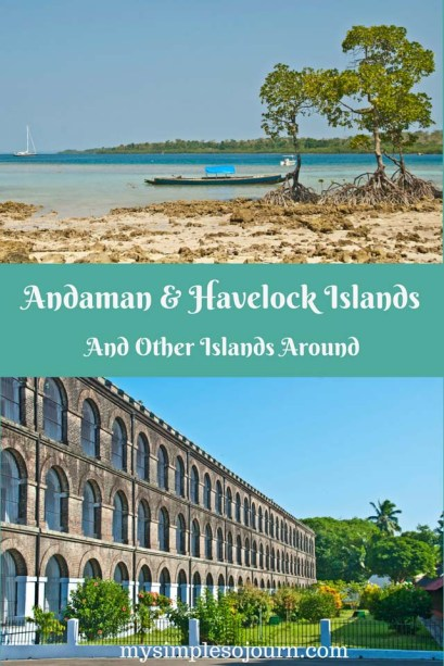 Andaman island's must see places