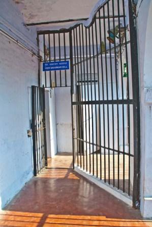 Double gate for Savarkar cell