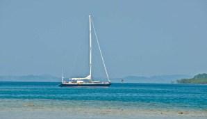 Sea of Havelock boat