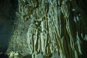 Lime stone caves