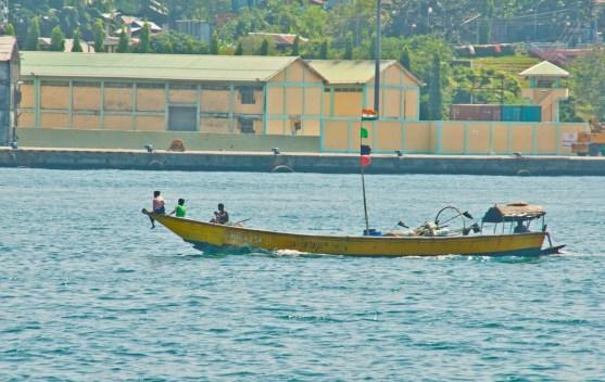 Around Port Blair