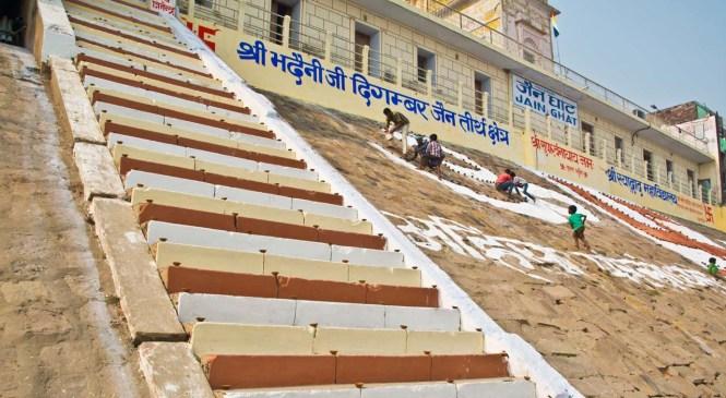 Dev Deepawali in Varanasi diya