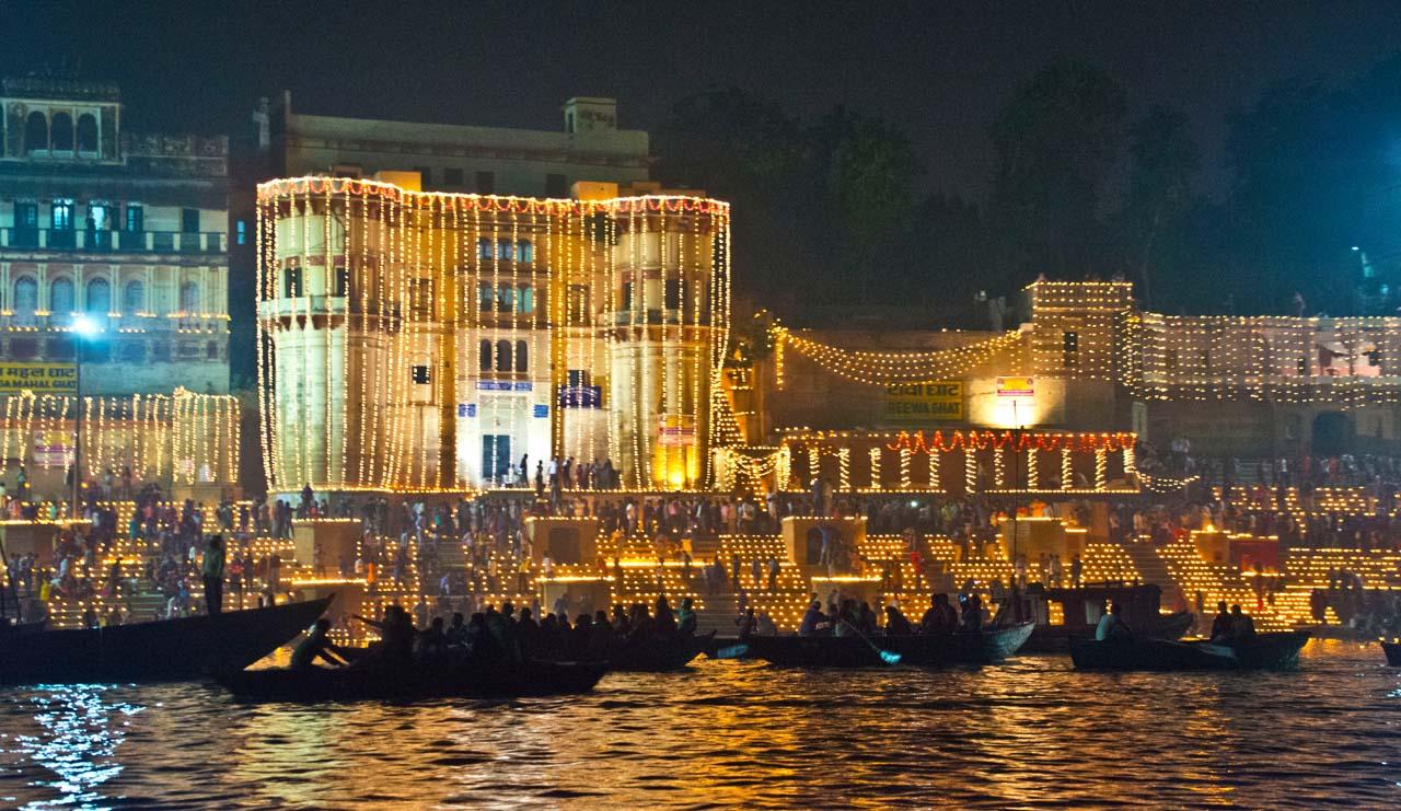 Dev Diwali in Varanasi – My Solo Trip