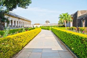 Chittorgarh fort area