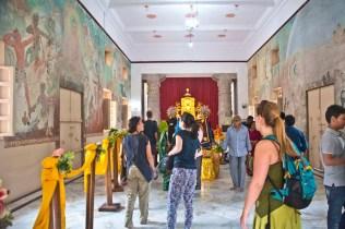 Inside hall 1