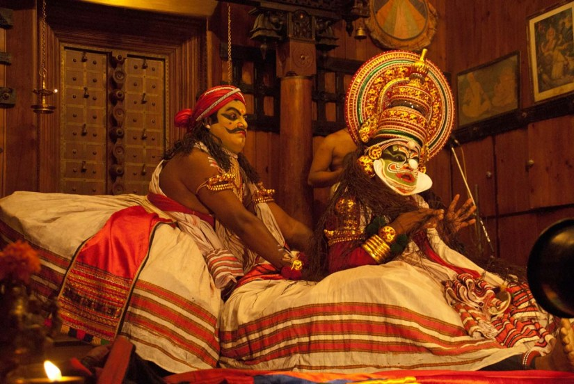 Kathakali Dance in Kochi