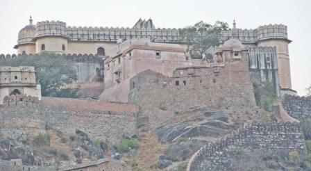 Kumbhalgarh fort 12