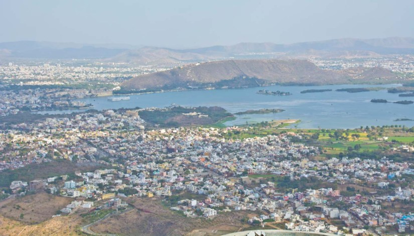 Monsoon palace overview
