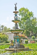 Fountains at Saheliyo ki badi Udaipur