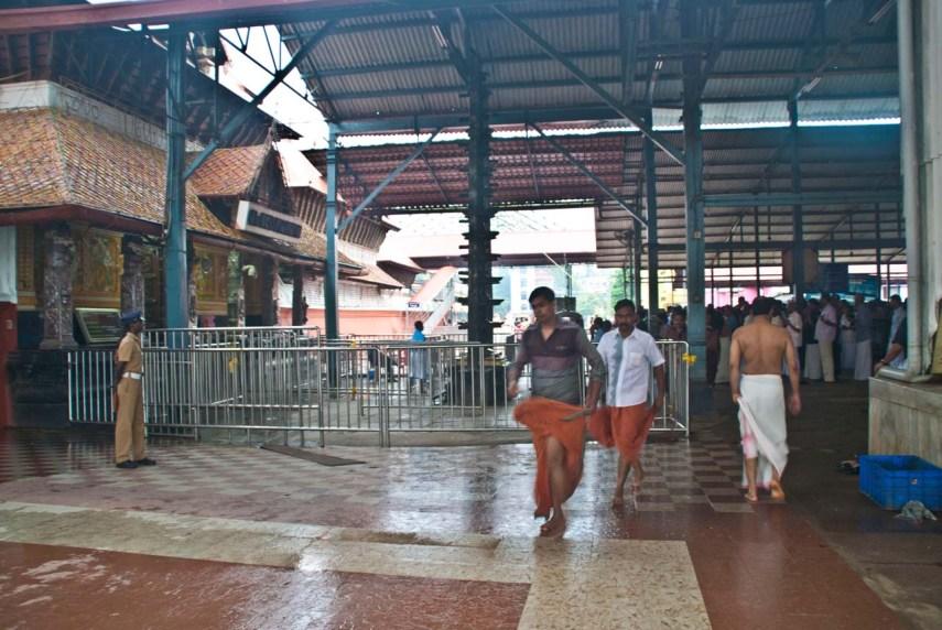 Guruvayur Temple front gate