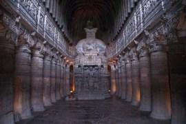 Ajanta caves Buddha