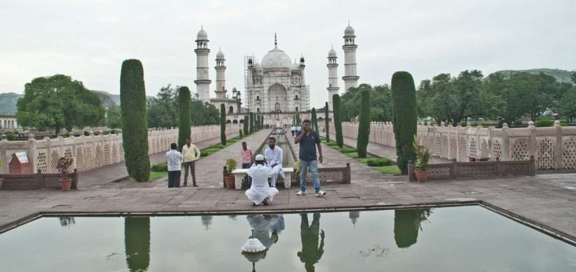 Bibi ka makbara Aurangabad