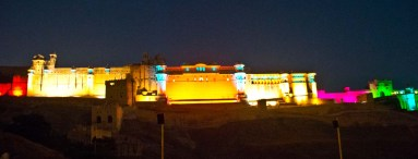 Jaipur by night 11