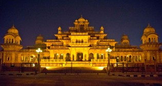 Jaipur by night 27