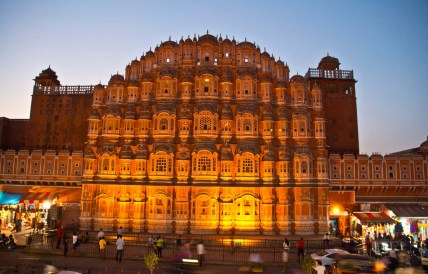 Jaipur by night 8