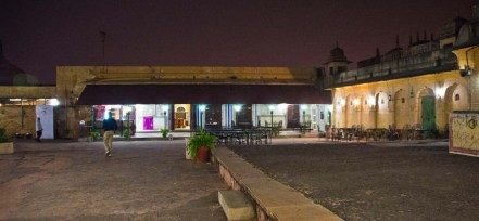 Nahargarh Fort Jaipur by Night