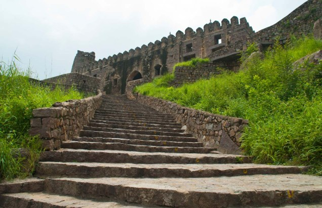 27 golconda fort Hyderabad