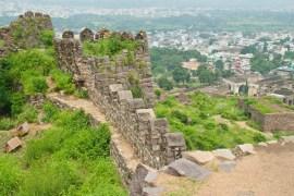 36 golconda fort Hyderabad