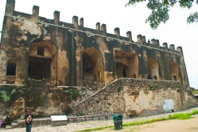 37 golconda fort Hyderabad