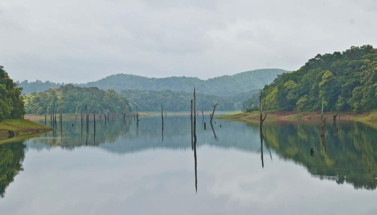 Thekkady, Periyar, Kumarakom – Jewels of Kerala