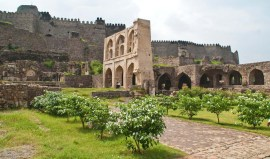 49 golconda fort Hyderabad