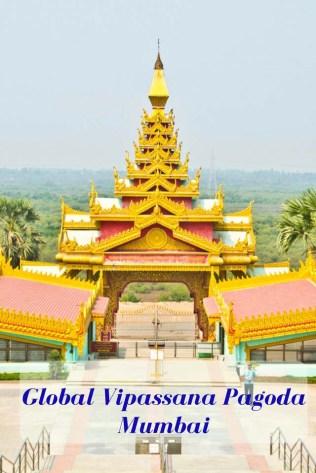 Global Vipassana Pagoda Mumbai