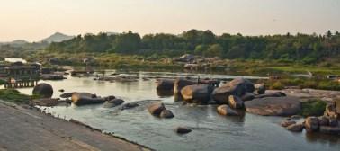 River Hampi Village