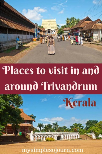 Places to visit in Trivandrum and Places to visit near Trivandrum