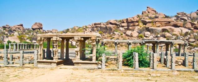 Hampi Monuments 12