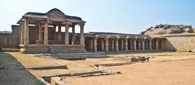 Hampi Monuments 55
