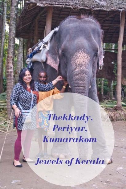 Thekkady, Periyar, Kumarakom